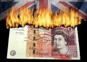 £50 burning